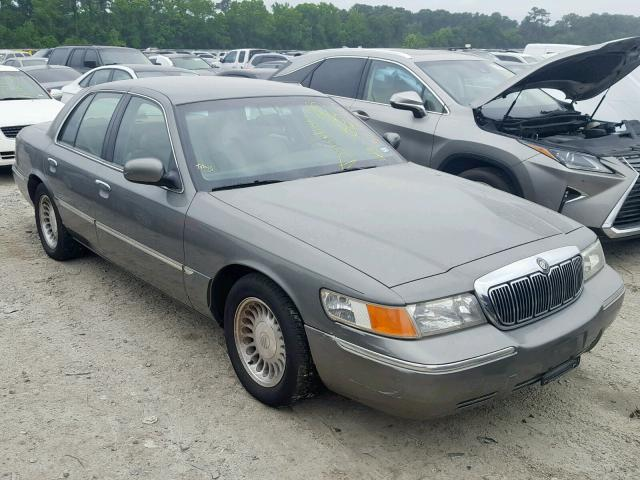 click here to view 2002 MERCURY GRAND MARQ at IBIDSAFELY