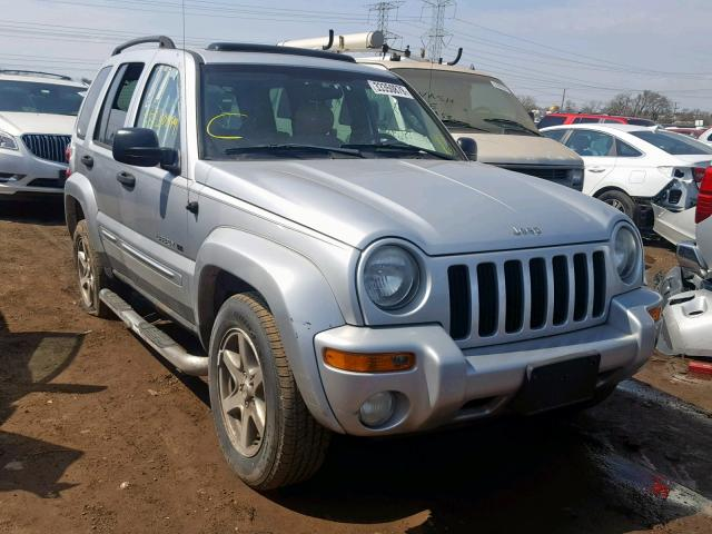 click here to view 2003 JEEP LIBERTY LI at IBIDSAFELY