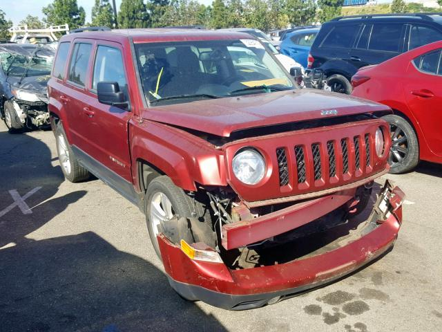 click here to view 2016 JEEP PATRIOT LA at IBIDSAFELY