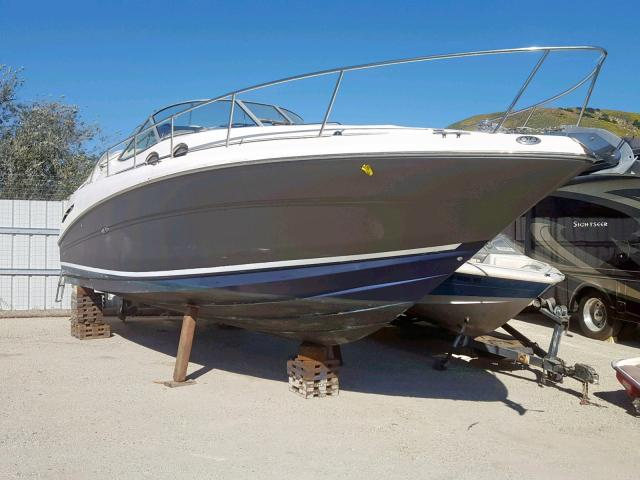 Sea Ray salvage cars for sale: 2004 Sea Ray SUNDANC320