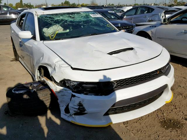 click here to view 2019 DODGE CHARGER SC at IBIDSAFELY