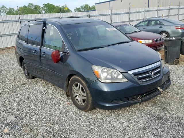 2005 Honda Odyssey For Sale >> 2005 Honda Odyssey Ex 3 5l 6 For Sale In Spartanburg Sc Lot 38060649