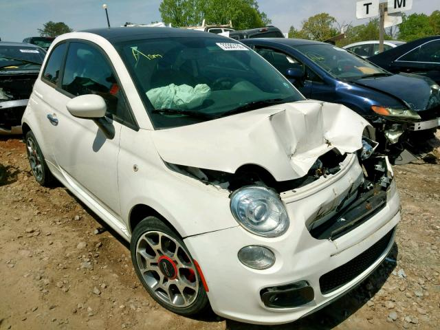 click here to view 2012 FIAT 500 SPORT at IBIDSAFELY