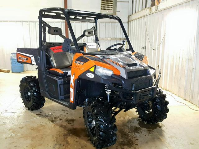 click here to view 2013 POLARIS RANGER 900 at IBIDSAFELY