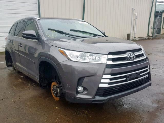 click here to view 2017 TOYOTA HIGHLANDER at IBIDSAFELY