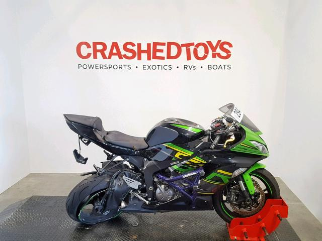 click here to view 2016 KAWASAKI ZX636 E at IBIDSAFELY