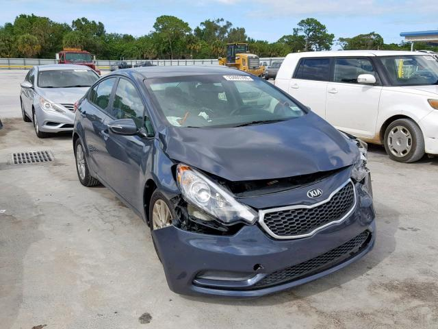 Kia Fort Pierce >> 2015 Kia Forte Lx 1 8l 4 For Sale In Fort Pierce Fl Lot 33465399
