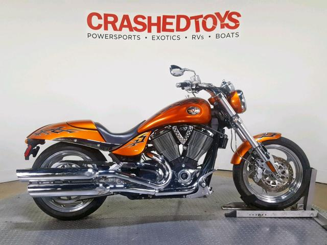 click here to view 2006 VICTORY MOTORCYCLES HAMMER at IBIDSAFELY