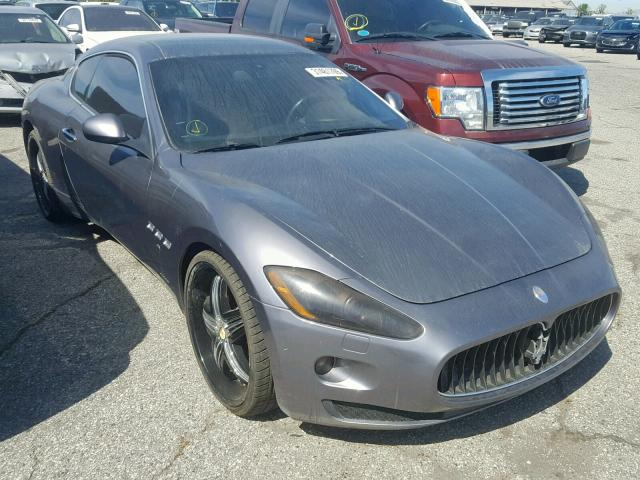 click here to view 2009 MASERATI GRANTURISM at IBIDSAFELY