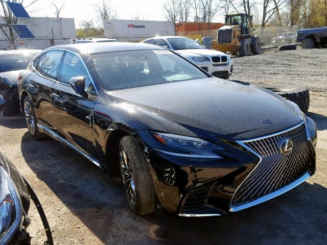 Lavish Ls 500 Flagship This Is The Luxury Sedan Lexus Hopes To Take