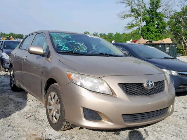 Auto Auction Ended on VIN: 1NXBU40E59Z088335 2009