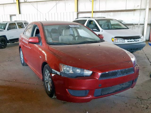 click here to view 2012 MITSUBISHI LANCER SE at IBIDSAFELY