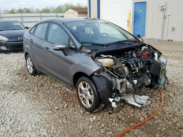 2014 Ford Fiesta Se 1 6L 4 للبيع في Louisville KY - Lot: 33281029