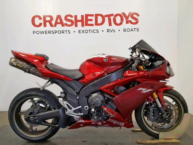 click here to view 2008 YAMAHA YZFR1 at IBIDSAFELY