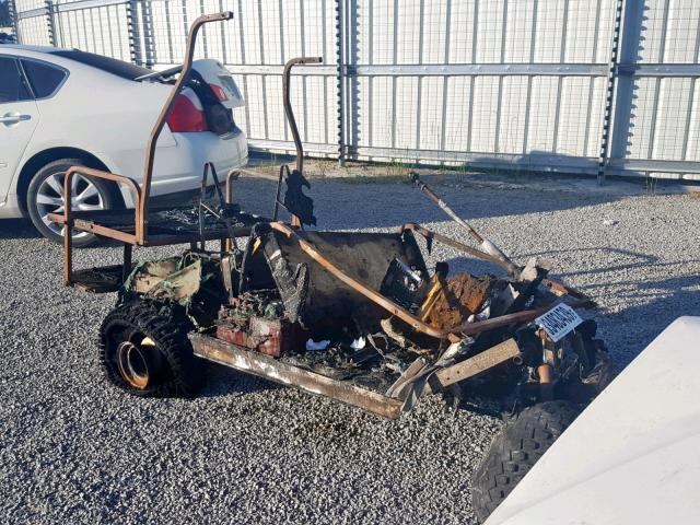 Salvage 2004 Golf GOLF CART for sale