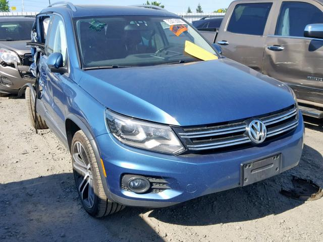 click here to view 2017 VOLKSWAGEN TIGUAN SEL at IBIDSAFELY