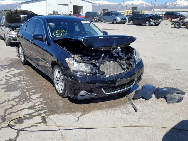 click here to view 2009 INFINITI M35 BASE at IBIDSAFELY