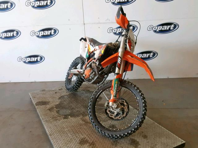 click here to view 2014 KTM 350 XC-FW at IBIDSAFELY