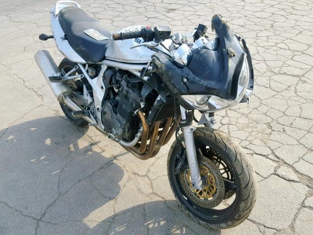 Salvage 2002 Suzuki GSF1200 BA for sale