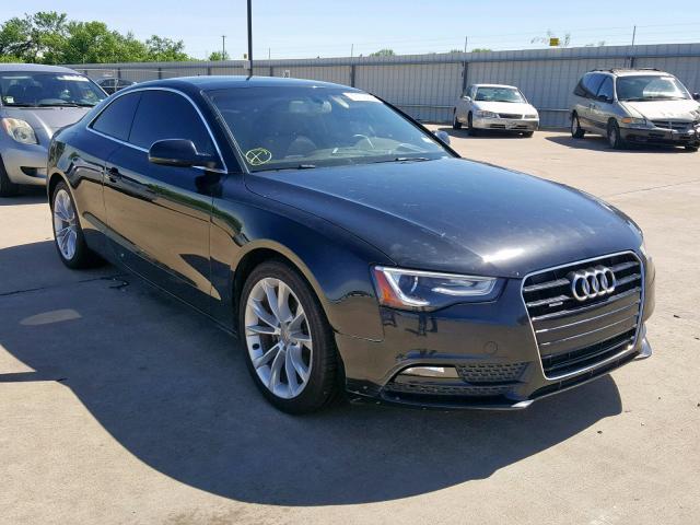 2013 Audi A5 Premium 2 0L 4 in TX - Dallas South