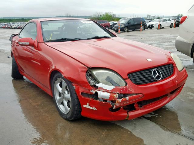 photo MERCEDES-BENZ SLK 320 2001