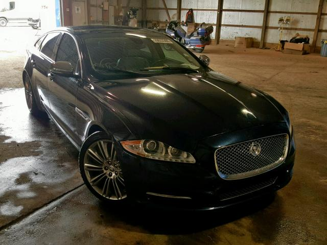 click here to view 2011 JAGUAR XJL SUPERC at IBIDSAFELY