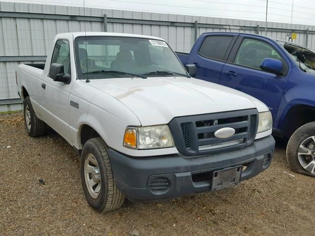 1fafc905a0 Clean Title 2008 Ford Ranger Pickup 2.3L 4 For Sale in Mercedes (TX ...