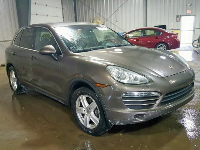 click here to view 2012 PORSCHE CAYENNE at IBIDSAFELY
