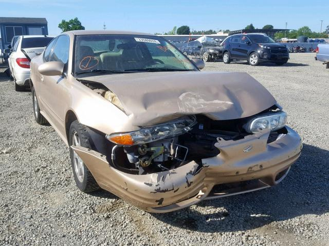 click here to view 2001 OLDSMOBILE ALERO GLS at IBIDSAFELY