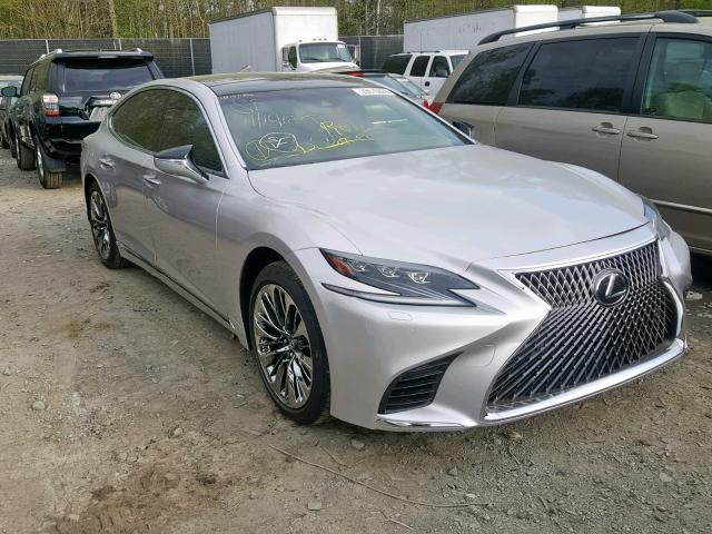Salvage Rebuildable And Clean Title Lexus Ls 500 Vehicles For Sale