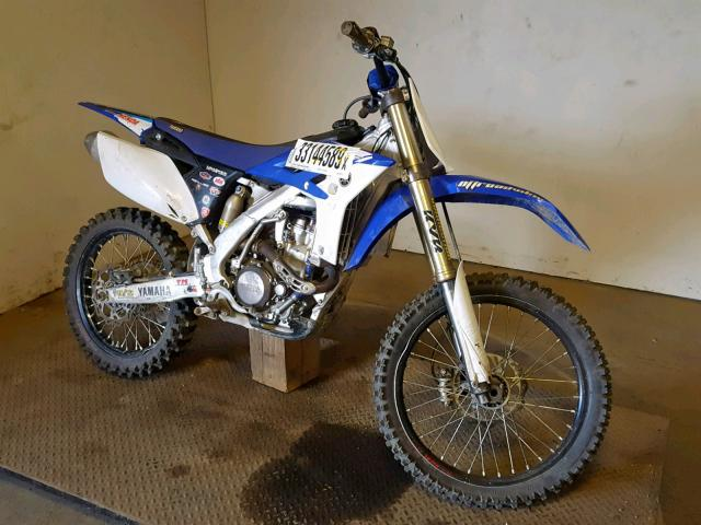 click here to view 2013 YAMAHA YZ250 F at IBIDSAFELY