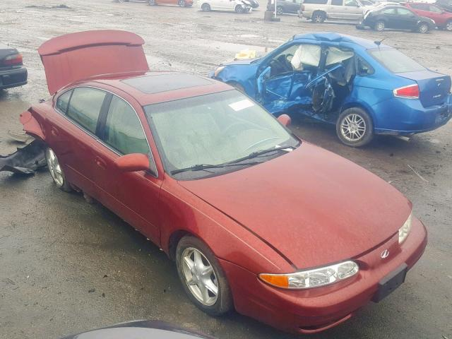 click here to view 2001 OLDSMOBILE ALERO GL at IBIDSAFELY