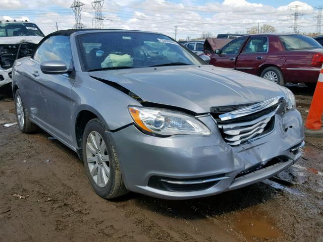 click here to view 2013 CHRYSLER 200 TOURIN at IBIDSAFELY