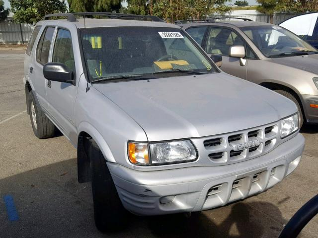 click here to view 2002 ISUZU RODEO S at IBIDSAFELY