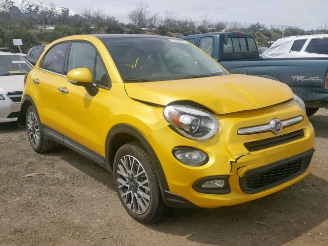 click here to view 2017 FIAT 500X LOUNG at IBIDSAFELY