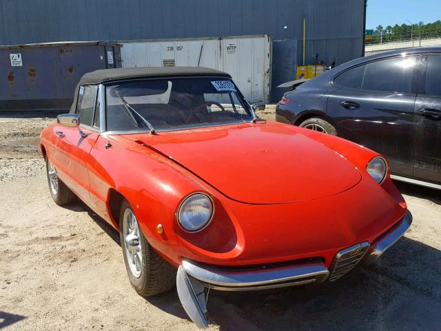 click here to view 1969 ALFA ROMEO SPIDER at IBIDSAFELY