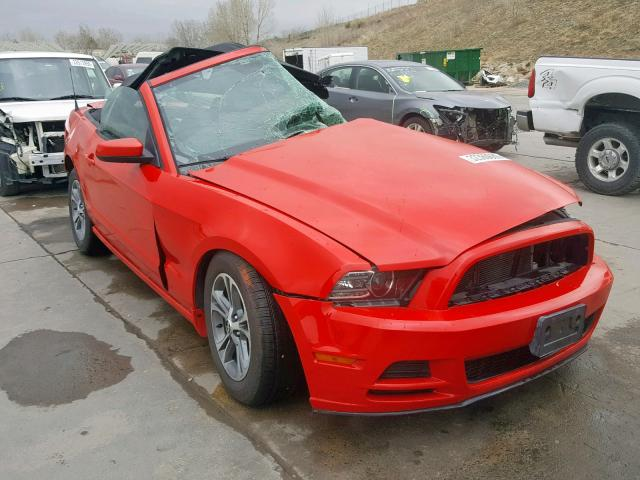 Ford Mustang salvage cars for sale: 2014 Ford Mustang