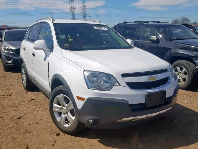 2019 Chevy Captiva Might Come Back >> 2013 Chevrolet Captiva Ls Photos Il Chicago North