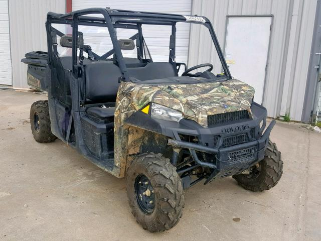 Polaris salvage cars for sale: 2018 Polaris Ranger CRE