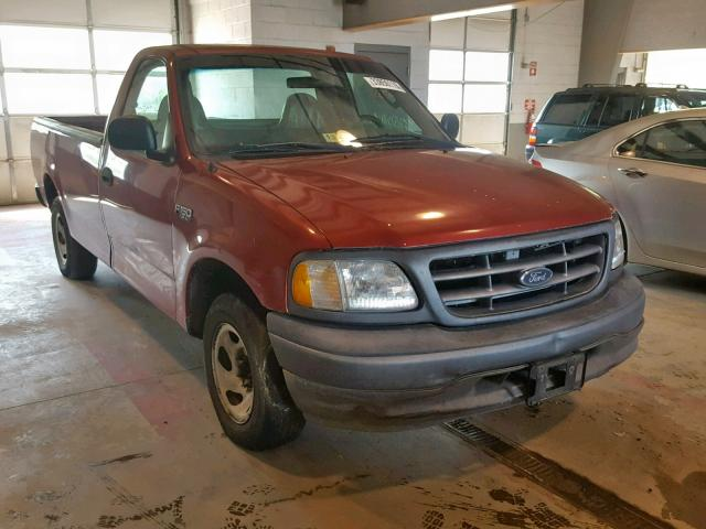 Salvage 2003 Ford F150 for sale