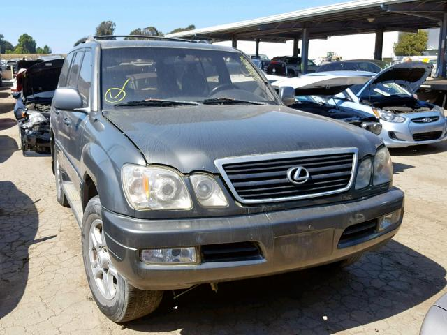click here to view 1999 LEXUS LX 470 at IBIDSAFELY