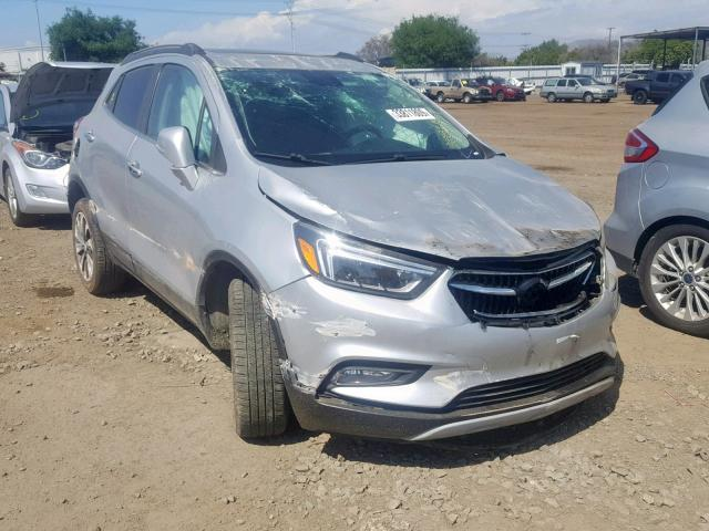 Buick Encore ESS salvage cars for sale: 2018 Buick Encore ESS