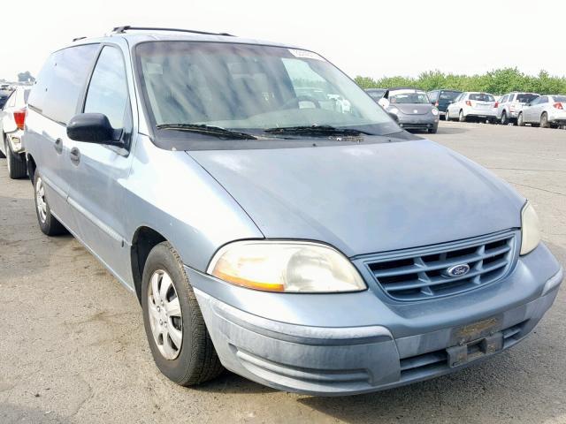 2fmza5147ybc08210 2000 Ford Windstar L 3 8l Left View