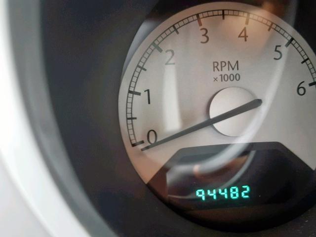 Vin 1c3lc56r17n527084 2007 Chrysler Sebring To Odometer View Lot 33331349