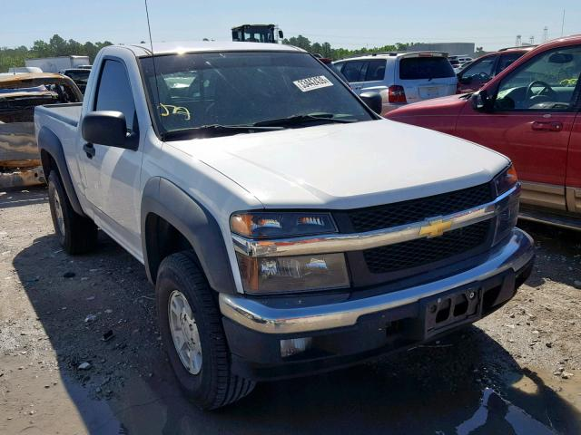 Salvage trucks for sale at Houston, TX auction: 2006 Chevrolet Colorado