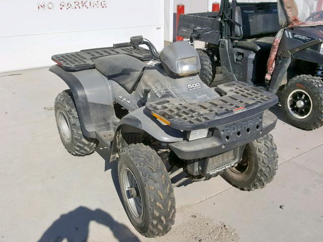 click here to view 2001 POLARIS MAGNUM 500 at IBIDSAFELY