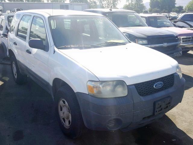 2006 Ford Escape Xls Left Front View Lot 33279049