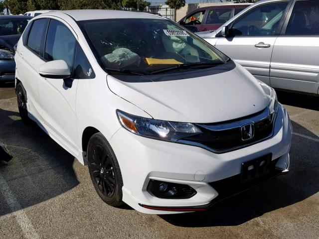 click here to view 2018 HONDA FIT SPORT at IBIDSAFELY