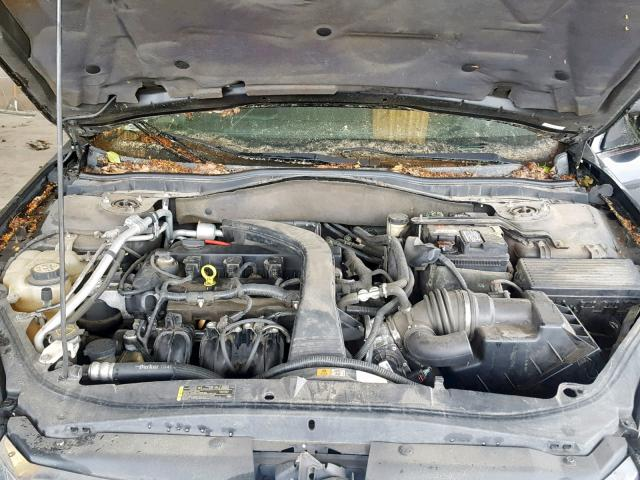 06 ford fusion engine