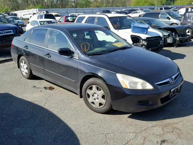 2006 Honda Accord Sedan >> Jhmcm56476c001239 2006 Honda Accord Lx In Or